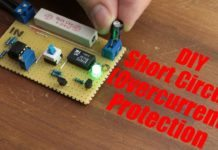 DIY short circuit protection