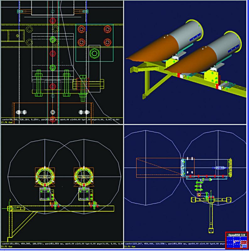 BRL-CAD work page (Image courtesy: www.upubuntu.com)