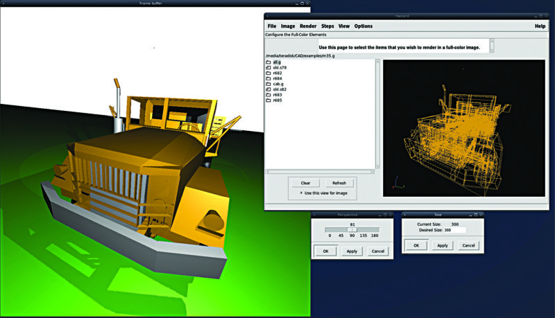 Mesh network for a 3D figure (Image courtesy: www.abclinuxu.uz)