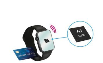 ST53G for smart watch