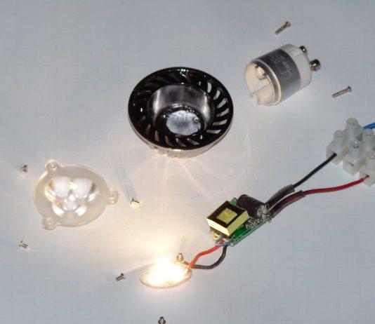 Müller-Licht LED light bulb