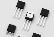 SJ Series SCR Thyristors in D-PAK and V-PAK