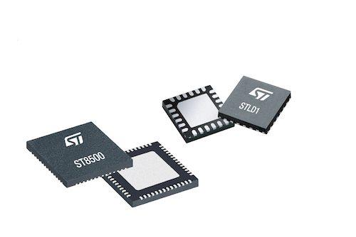 ST8500 & STLD1 PLC chipset