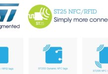 STMicroelectronics NFC Tags Certified