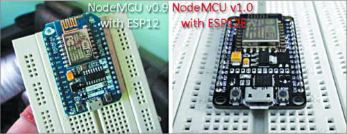 NodeMCU versions