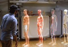 Augmented reality in medical applications