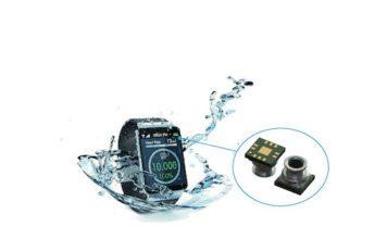 water resistant pressure sensor