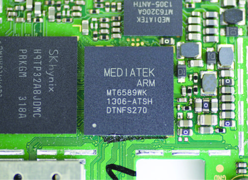 best smartphone under 10000: mediatek processors are popular