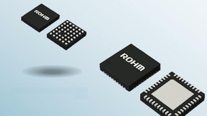 Rohm components