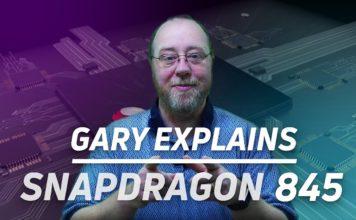 gary explains snapdragon 845