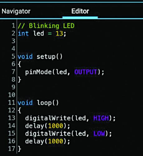 Arduino Editor