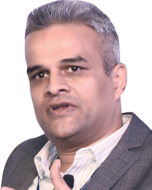 Gaurav Sareen, country director-India, Sigfox