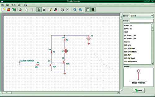 A complete circuit design