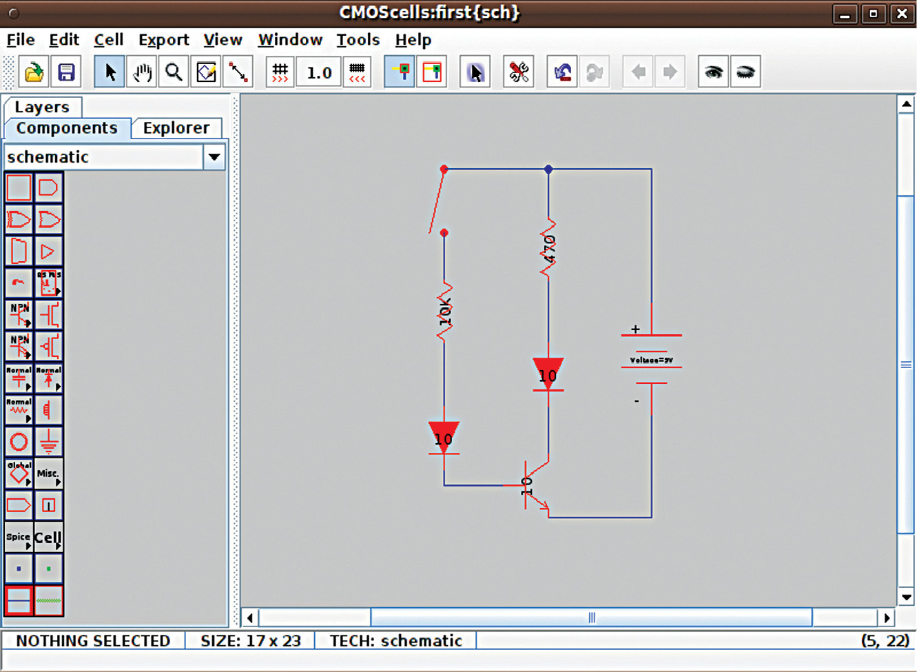 Electric 9 07 Eda And Circuit Layout Design Made Easy