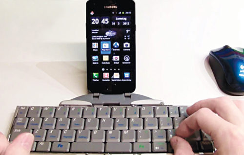 Bluetooth-driven accessories