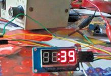 Author prototype door-ajar alert system