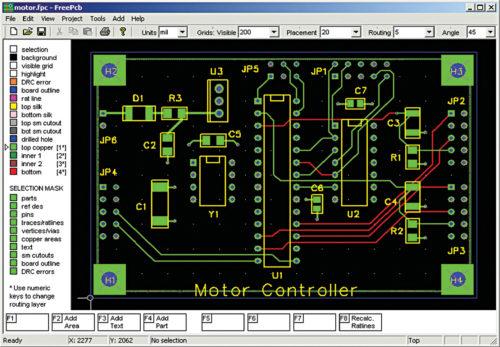Complete circuit diagram