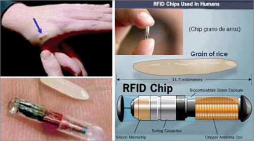 Grain-size RFID chip | latest sensors