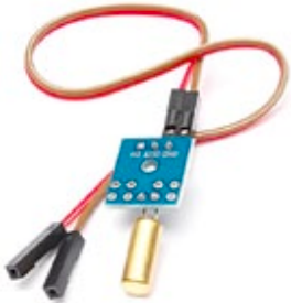 A typical tilt sensor
