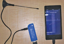 RTL-Software Defined Radio and Android setup