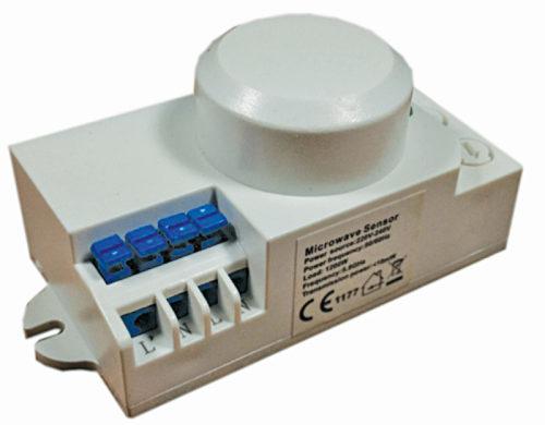 A microwave sensor
