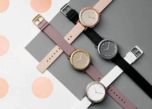 Hybrids are smart watches with elegant, designer looks (Source: Misfit)