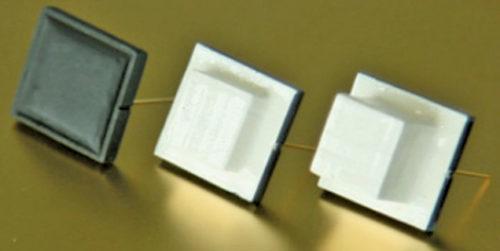 X100-7 gamma radiation detector (Courtesy: www.first-sensor.com)