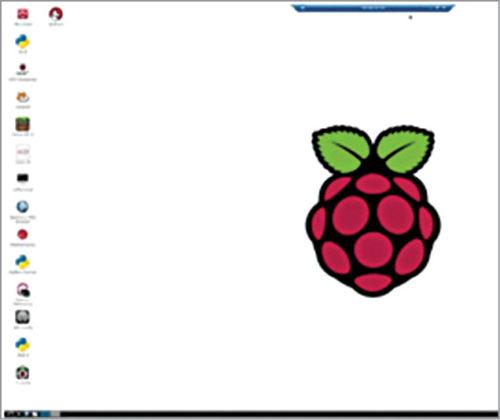 RPi desktop