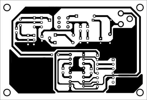 PCB layout of virtual telepresence robot