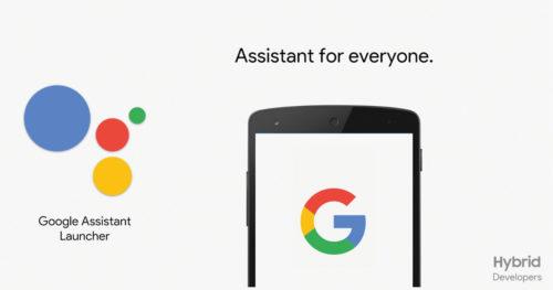 Google Assistant virtual assistant