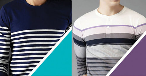 Fig. 8: Moda Rapido t-shirts from Myntra designed using AI (Source: http://blog.myntra.com) Fig. 9: Visual recognition, user behaviour, NLP and brand data as inputs to analyse and forecast (Source: https://vue.ai)
