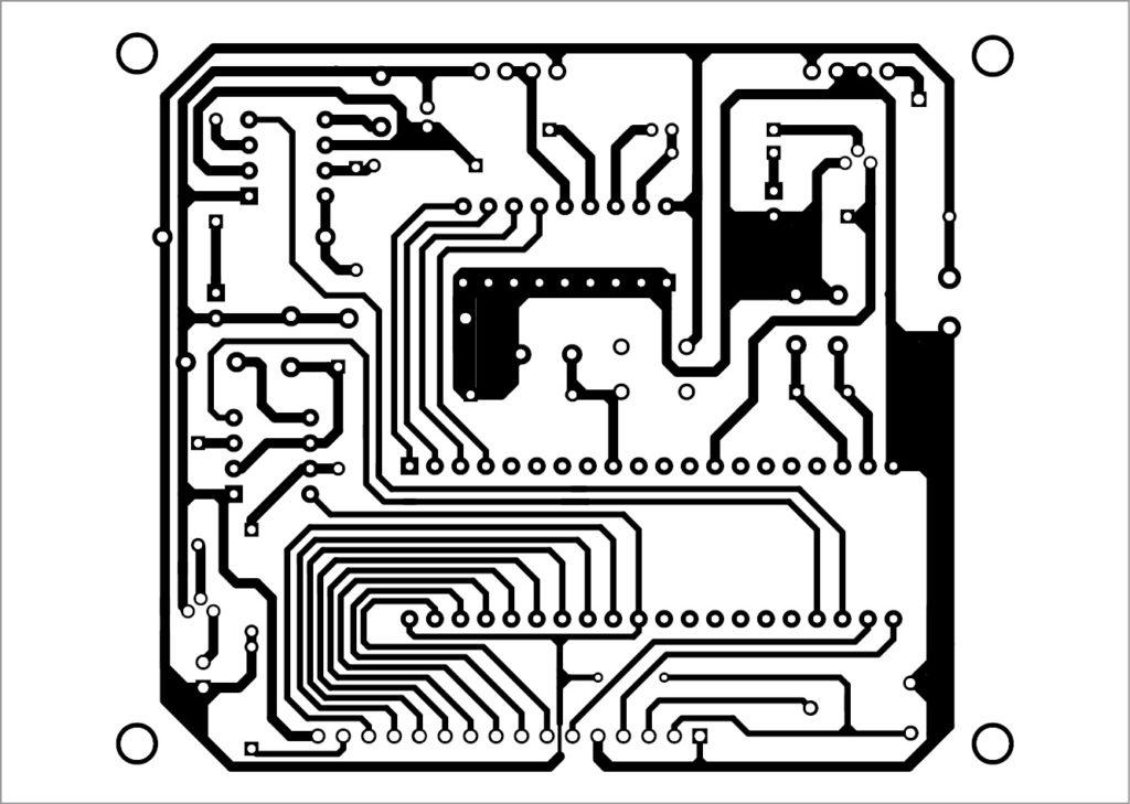 Wireless Security System Using Pir Sensors