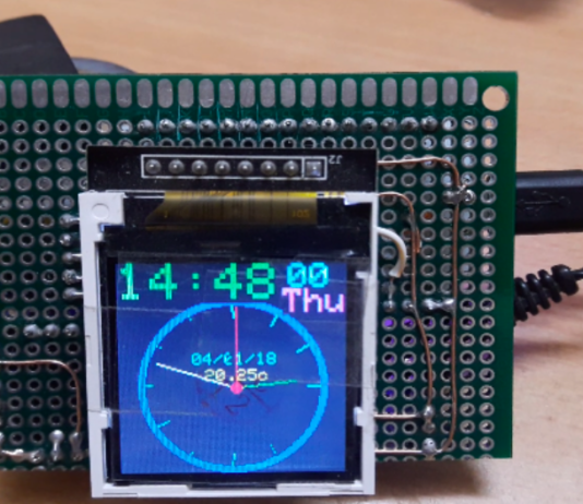 ESP32 Talking Clock