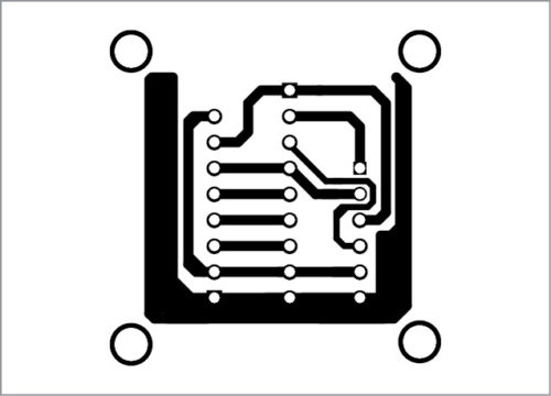 PCB layout of ESP32 picture slideshow
