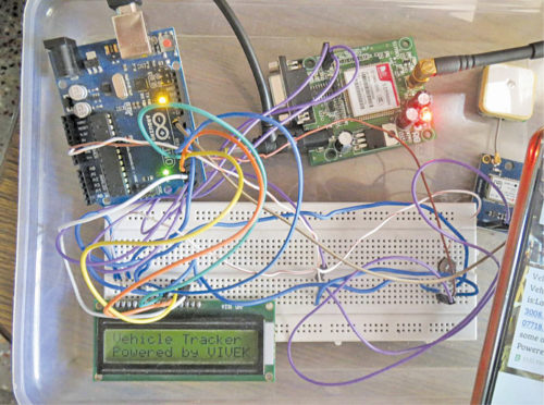 Author's prototype