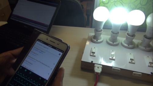 IoT Home Automation System Testing