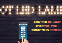 IoT) LED Lamp