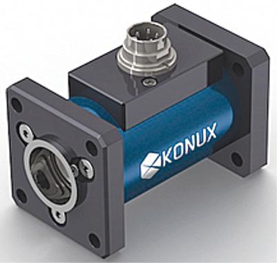 Fig. 7: Optoelectronic torque sensor (Credit: www.dpaonthenet.net)