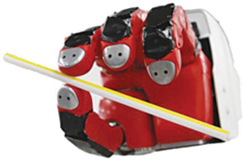 Fig. 11: RoboTouch Twendy-One gripper (Credit: https://pressureprofile.com)