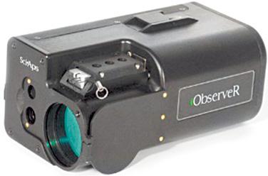 ObserveR Raman detector
