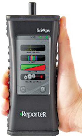 ReporteR Raman detector