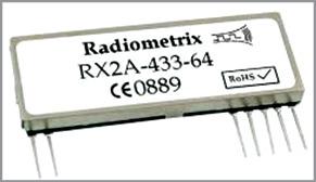 RX2A UHF receiver module