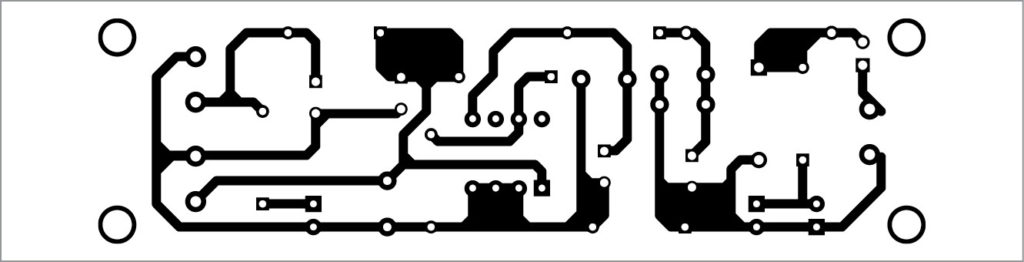 PCB layout of 5V DC converter with LM2574