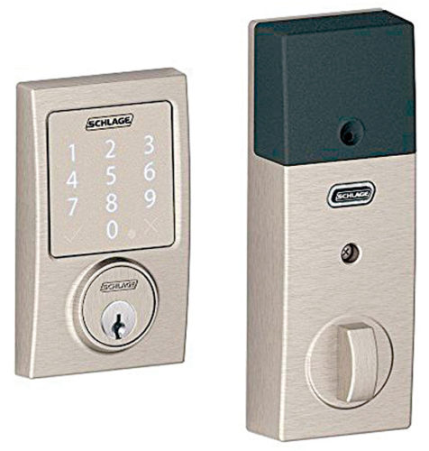 Typical smart lock