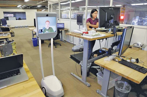 Telepresence in Industry 4.0