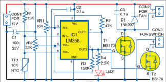 Automatic Fan Controller