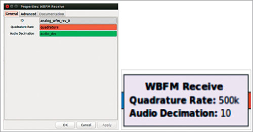 WBFM block