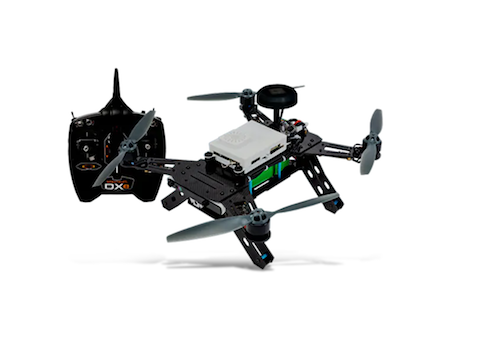 Intel Aero UAV Platform