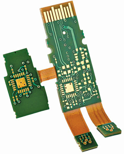 Fig. 3: Rigid-flex PCB