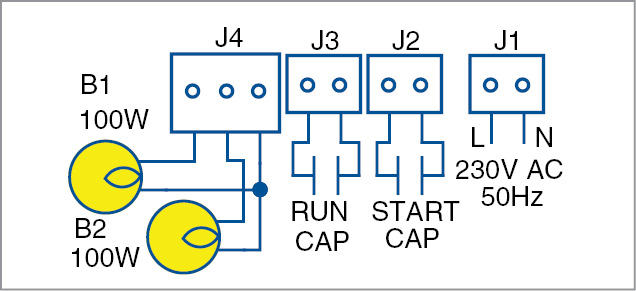 Pump Starter circuit